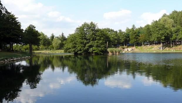 Lago Lungo e Lago Pontini - Agriturismo al Monte